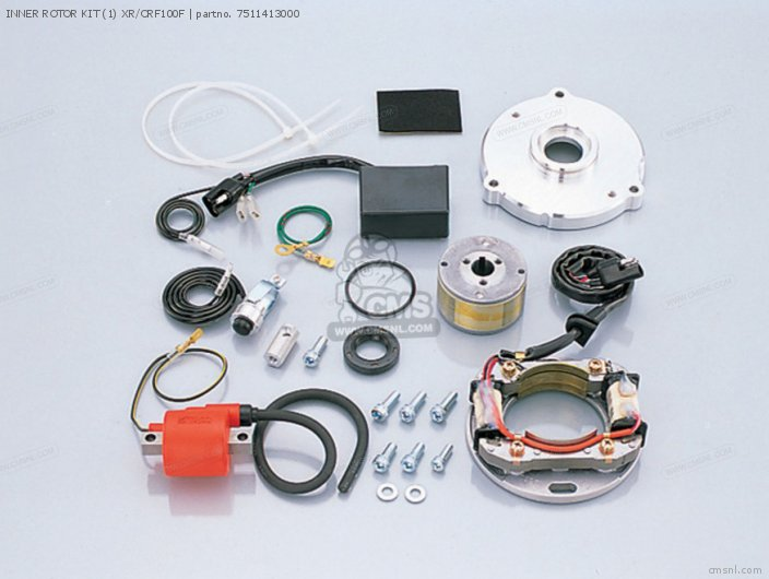 INNER ROTOR KIT (1) XR/CRF100F