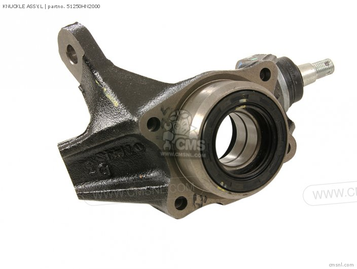 KNUCKLE ASSY,L