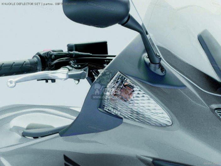 Knuckle Deflector Set photo