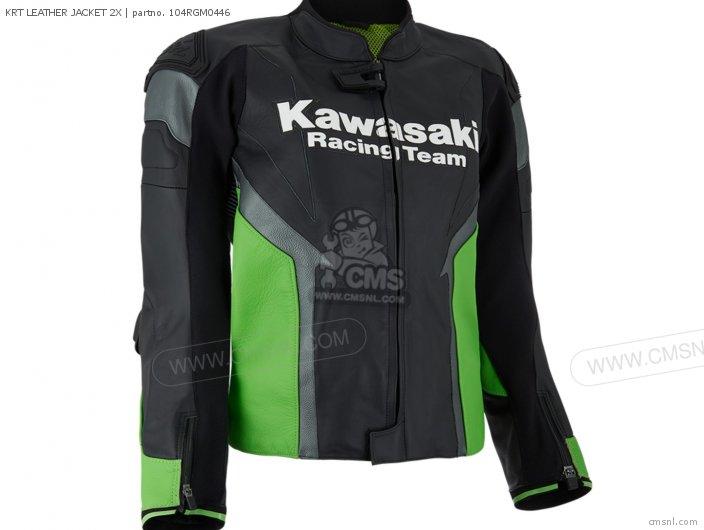 Krt Leather Jacket 2x photo