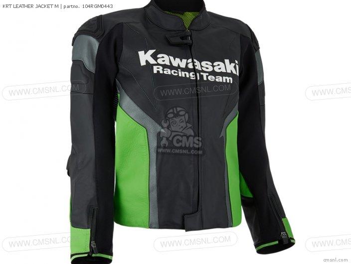 Krt Leather Jacket M photo