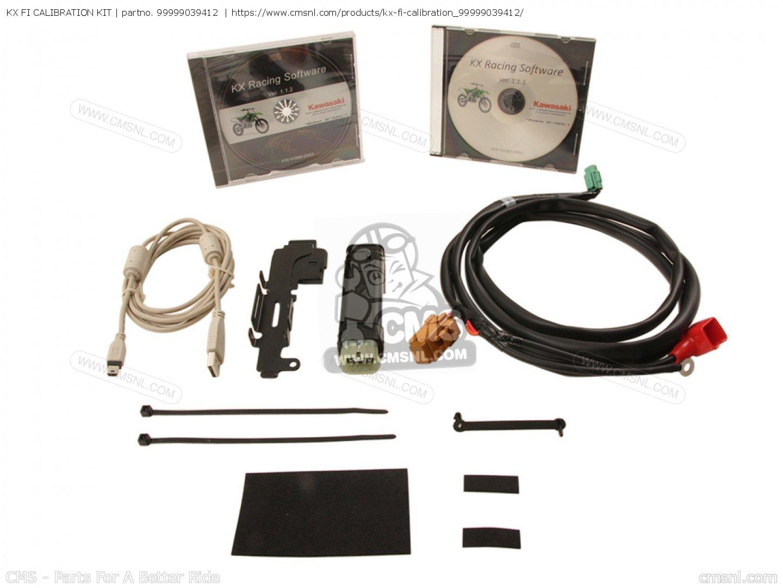 KX f.i. Calibration kit 14