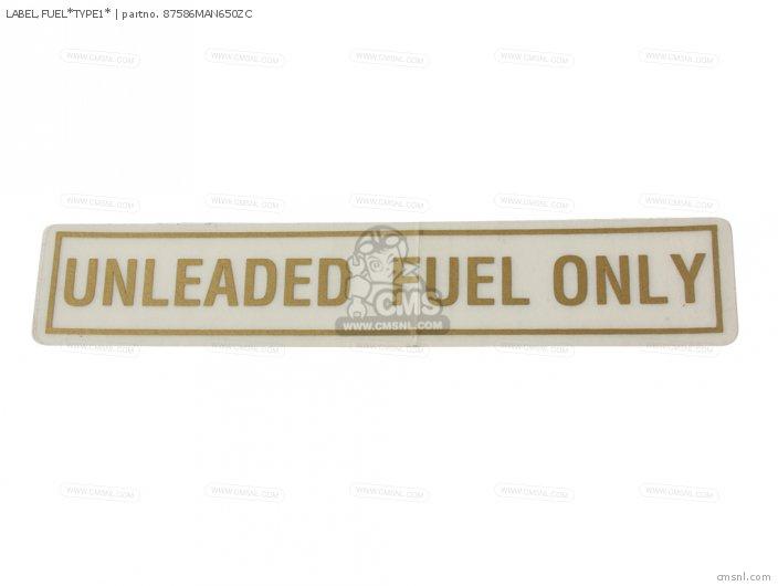 Label, Fuel*type1* photo