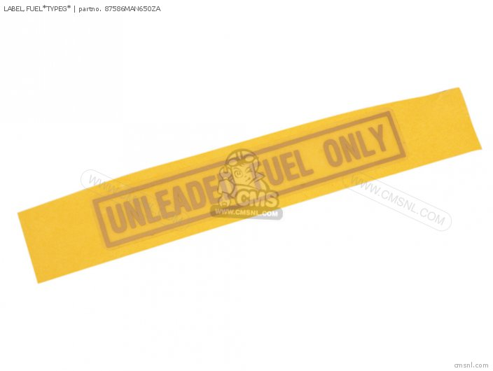 Label, Fuel*typeg* photo