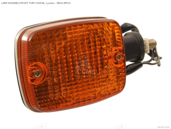 Lamp Assembly, Front Turn Signal photo