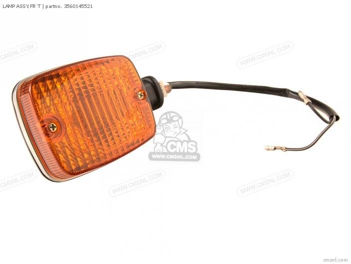 Lamp Assy, Fr T photo
