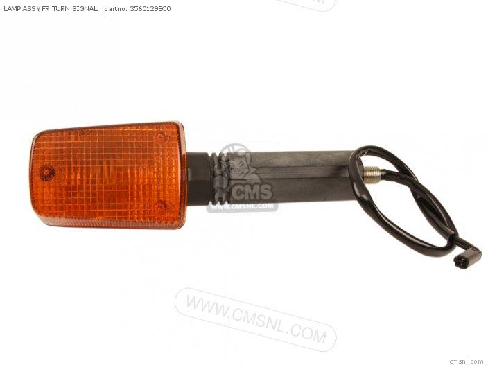 Lamp Assy, Fr Turn Signal photo
