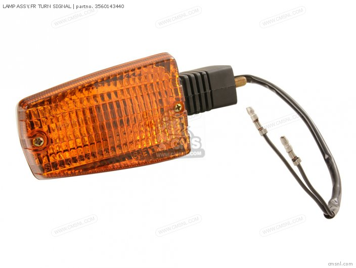 Lamp Assy, Fr Turn Signal photo
