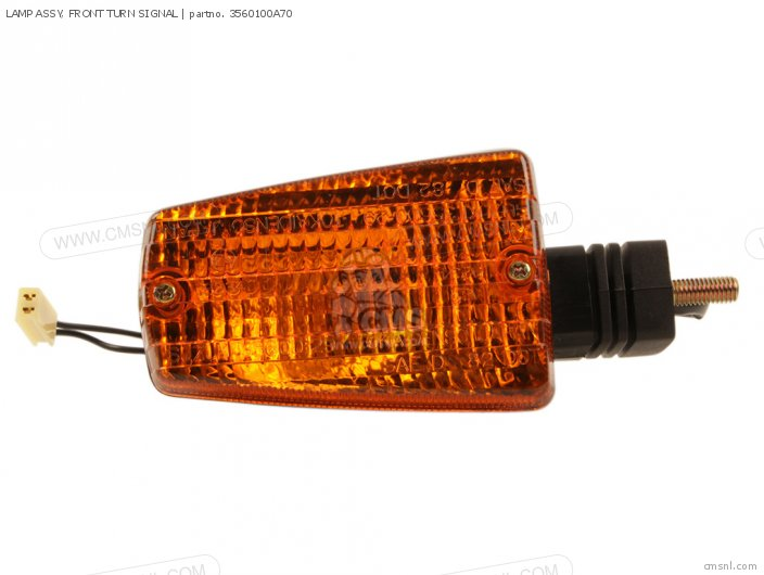 Lamp Assy, Front Turn Signal photo