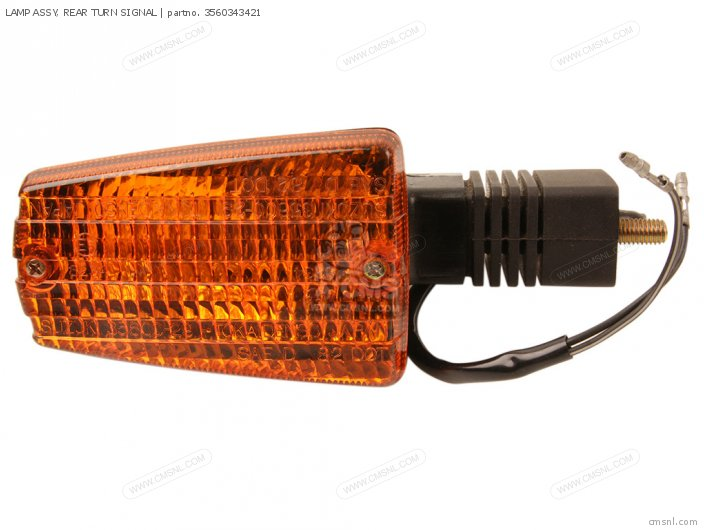 Lamp Assy, Rear Turn Signal photo