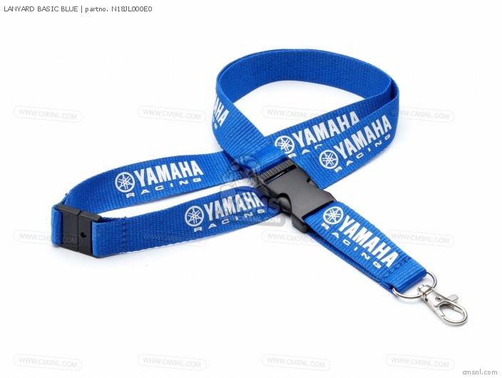 Lanyard Basic Blue photo