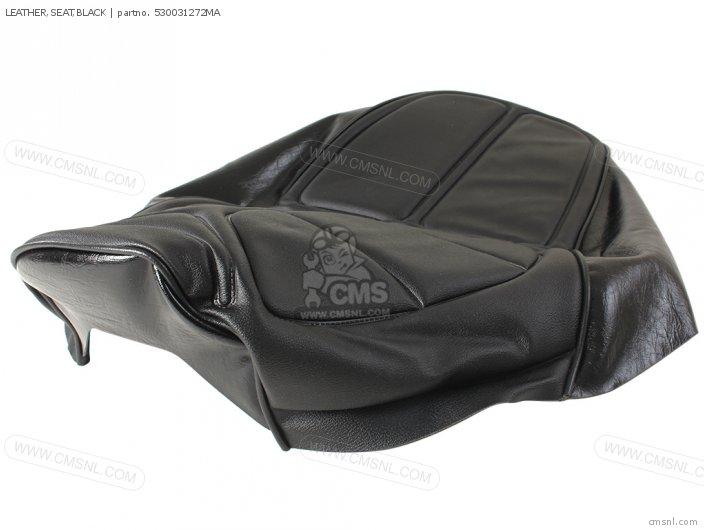 Leather, Seat, Black photo