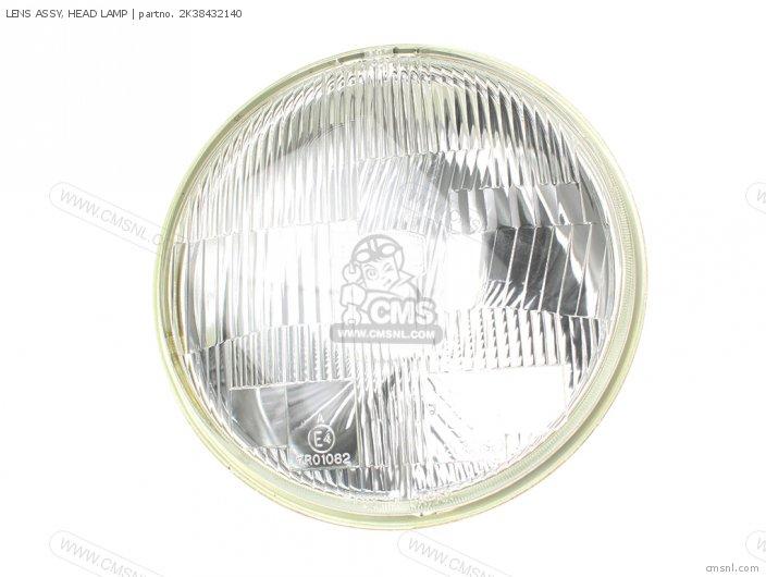 LENS ASSY, HEAD LAMP