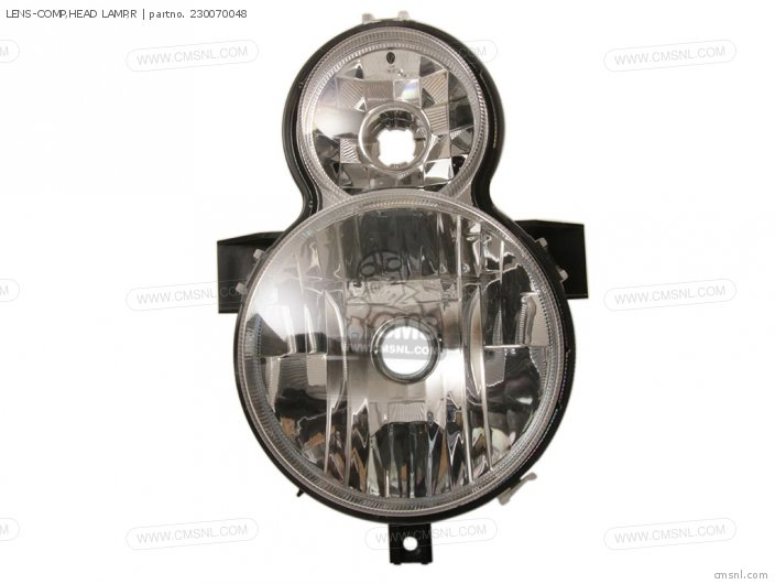 LENS-COMP HEAD LAMP R