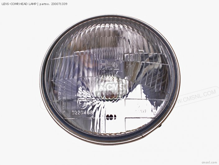 1997 B2  VN800 LENS-COMP HEAD LAMP