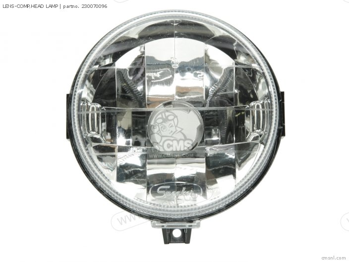 Lens-comp, Head Lamp photo