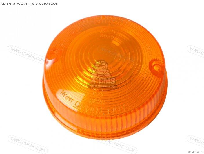LENS-SIGNAL LAMP