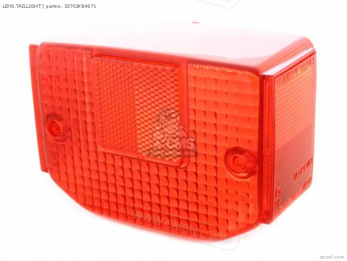LENS TAILLIGHT