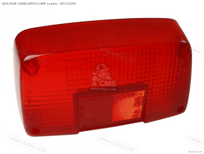 Lens, Rear Combination Lamp photo