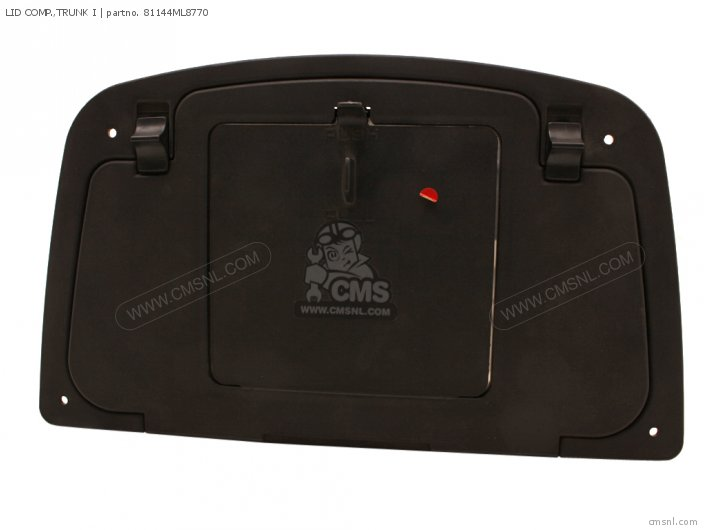 LID COMP  TRUNK I
