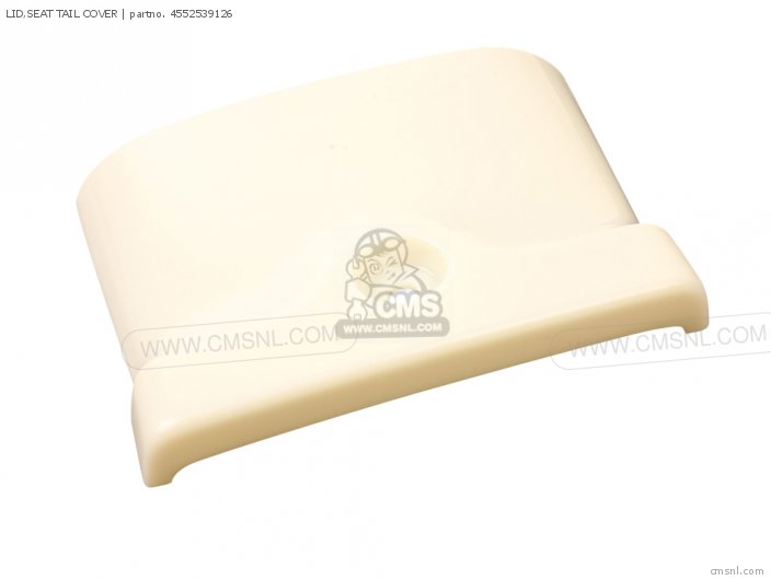 Lid, Seat Tail Cover photo