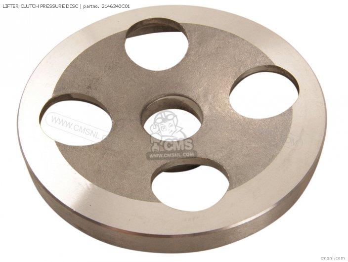Lifter, Clutch Pressure Disc photo