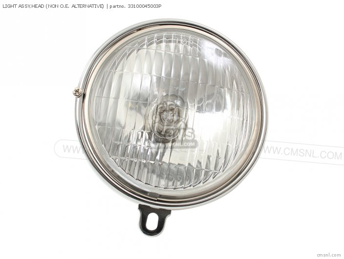LIGHT ASSY HEAD NON O E  ALTERNATIVE