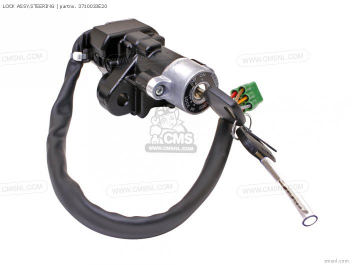 LOCK ASSEMBLY STEERING