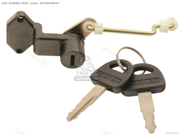 Lock Assembly, Seat photo