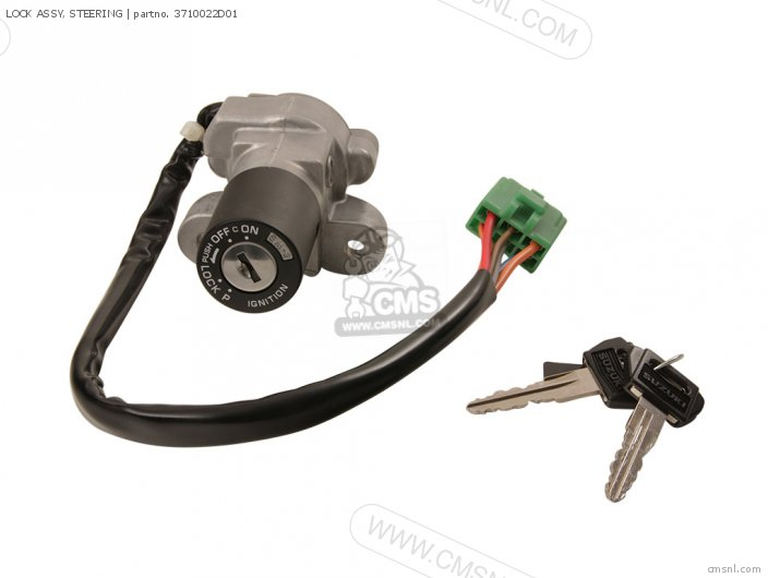 LOCK ASSY, STEERING