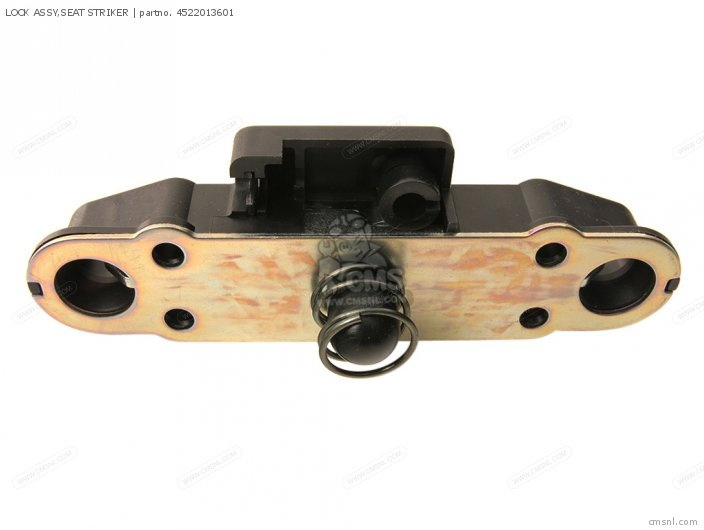 Lock Assy, Seat Striker photo