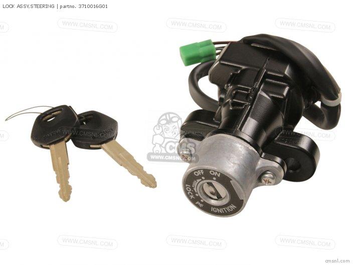 Lock Assy, Steering photo