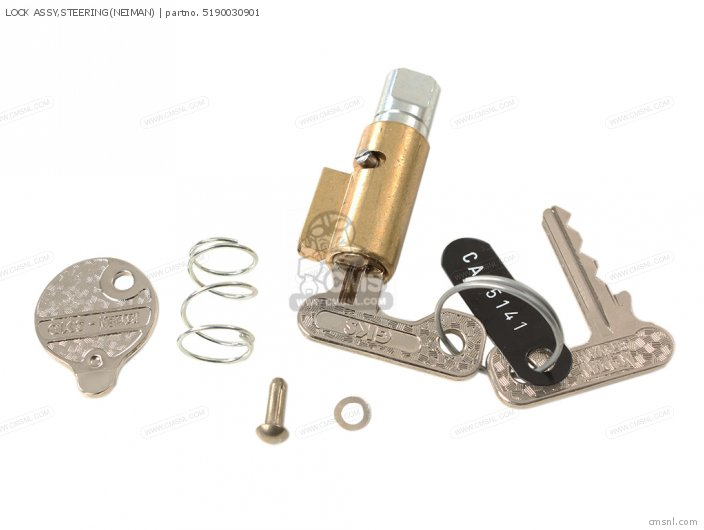 Lock Assy, Steering(neiman) photo