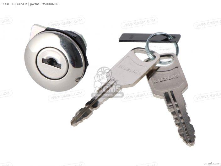 Lock Set, Cover photo