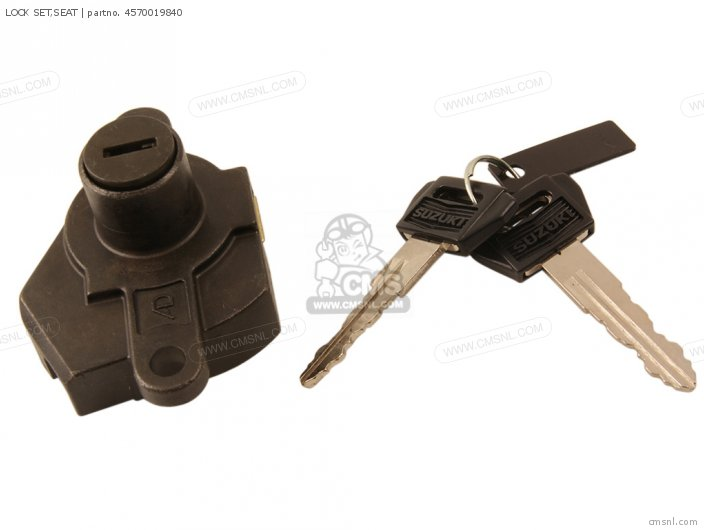 Lock Set, Seat photo