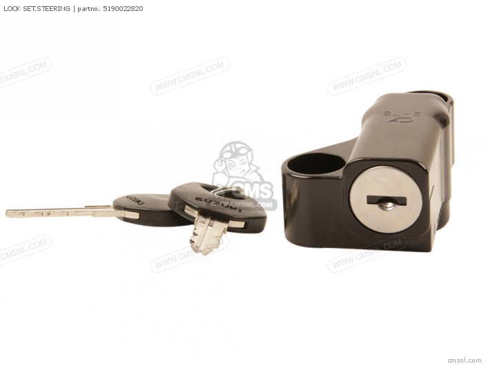 Lock Set, Steering photo