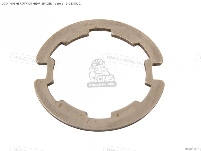 Lock Washer,5th Dr Gear Spacer photo