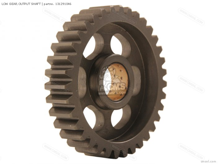 Low Gear, Output Shaft photo