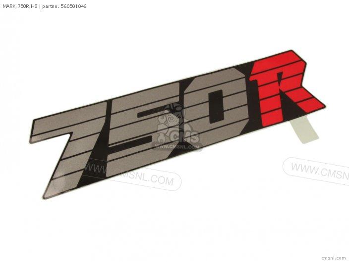 MARK,750R,H8