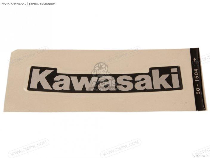 MARK, KAWASAKI