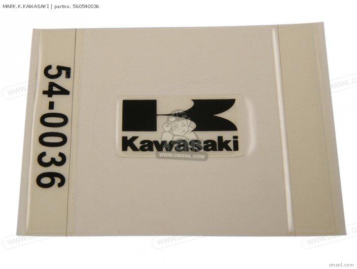 MARK,K.KAWASAKI