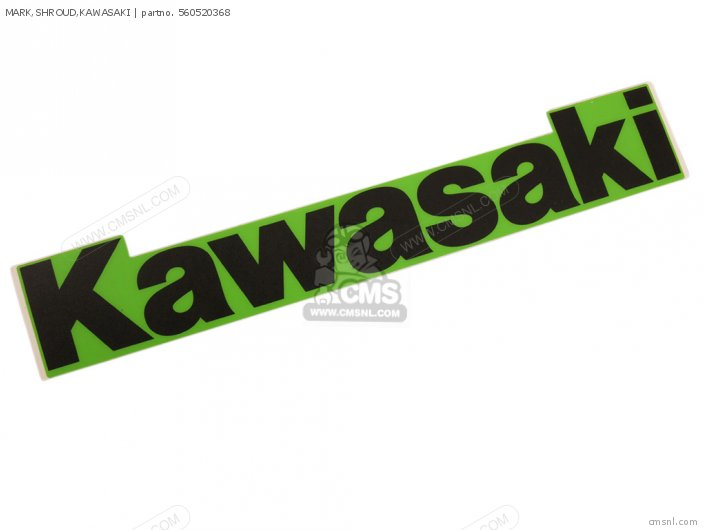 MARK, SHROUD, KAWASAKI