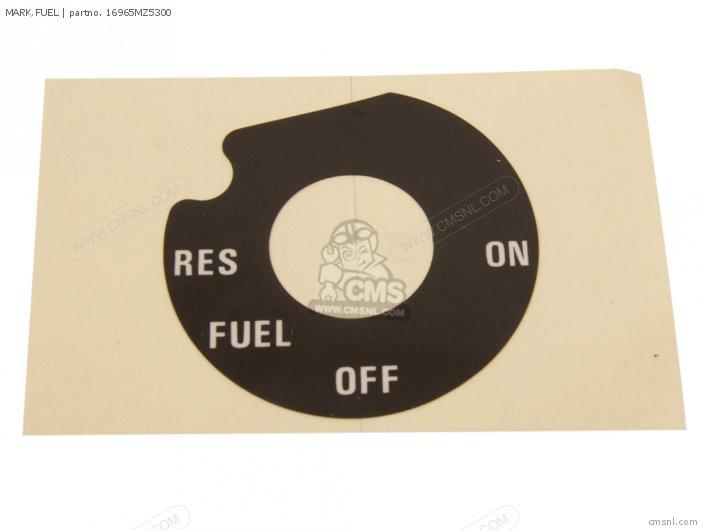 Mark, Fuel photo