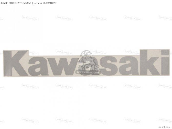 Mark, Side Plate, Kawas photo