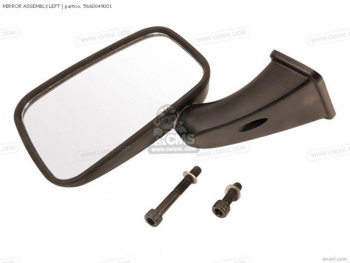 Mirror Assembly, Left photo