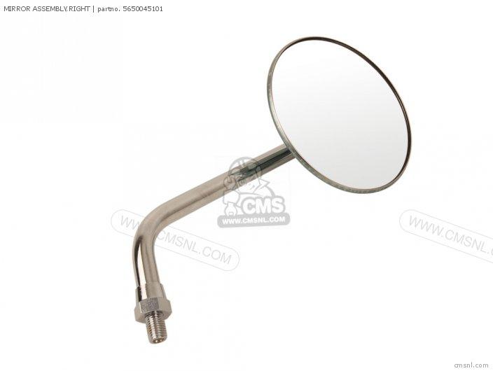 Mirror Assembly, Right photo