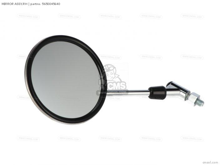 Mirror Assy, Rh photo