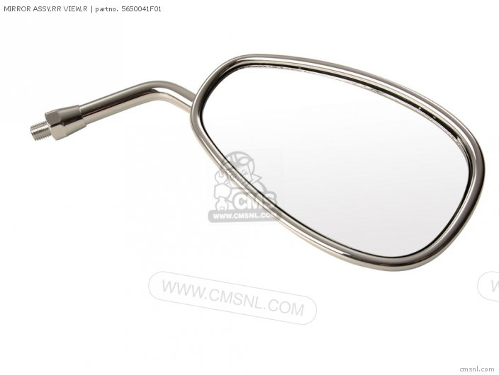 Mirror Assy, Rr View, R photo