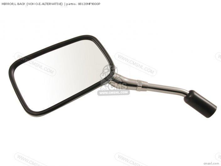 Mirror, L Back (non O.e.alternative) photo