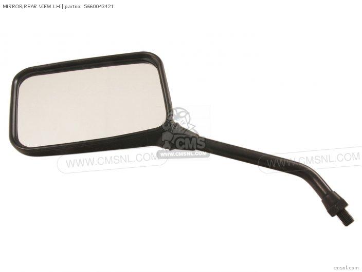 Mirror, Rear View Lh photo